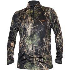 Tee shirt manches longues homme hart aktiva-z - forest