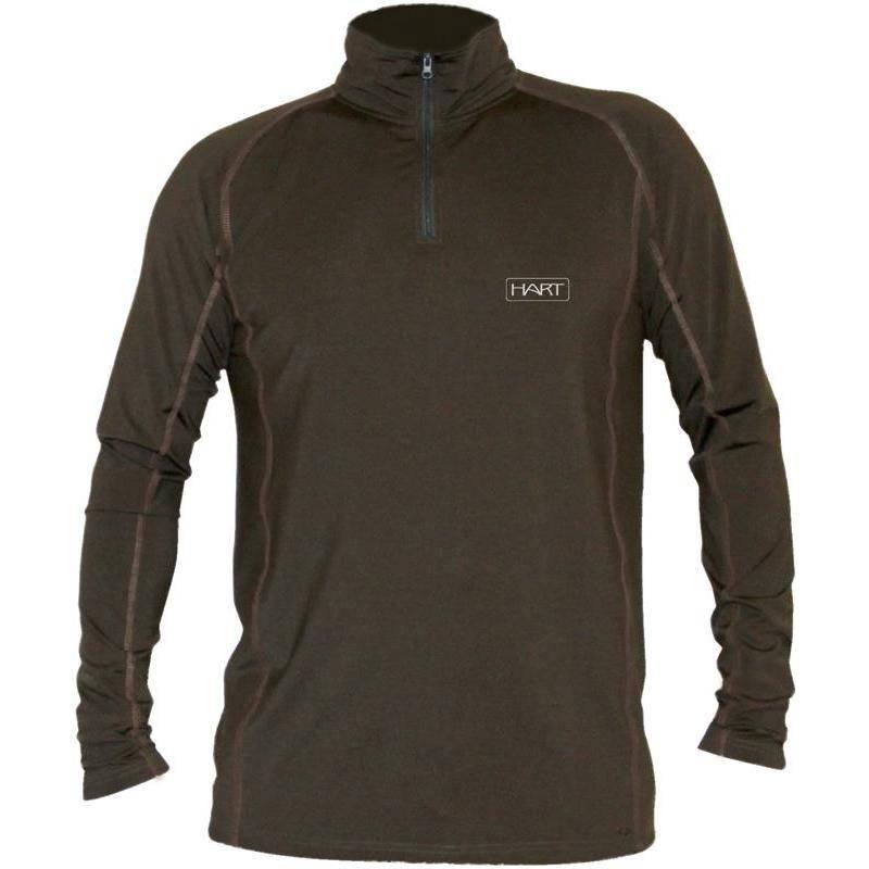 Tee Shirt Manches Longues Homme Hart Aktiva Z - Vert