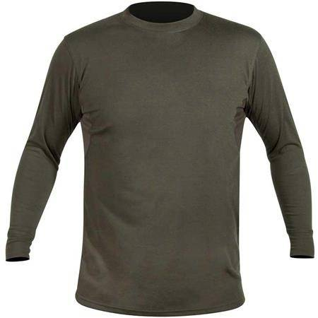 Tee Shirt Manches Longues Homme Hart Crew-L - Olive