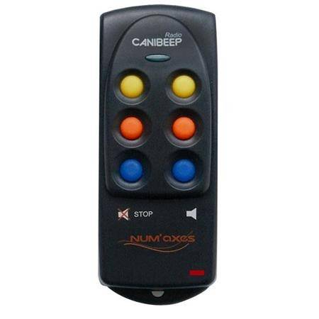 Telecommande Numaxes Pour Canibeep Radio Pro