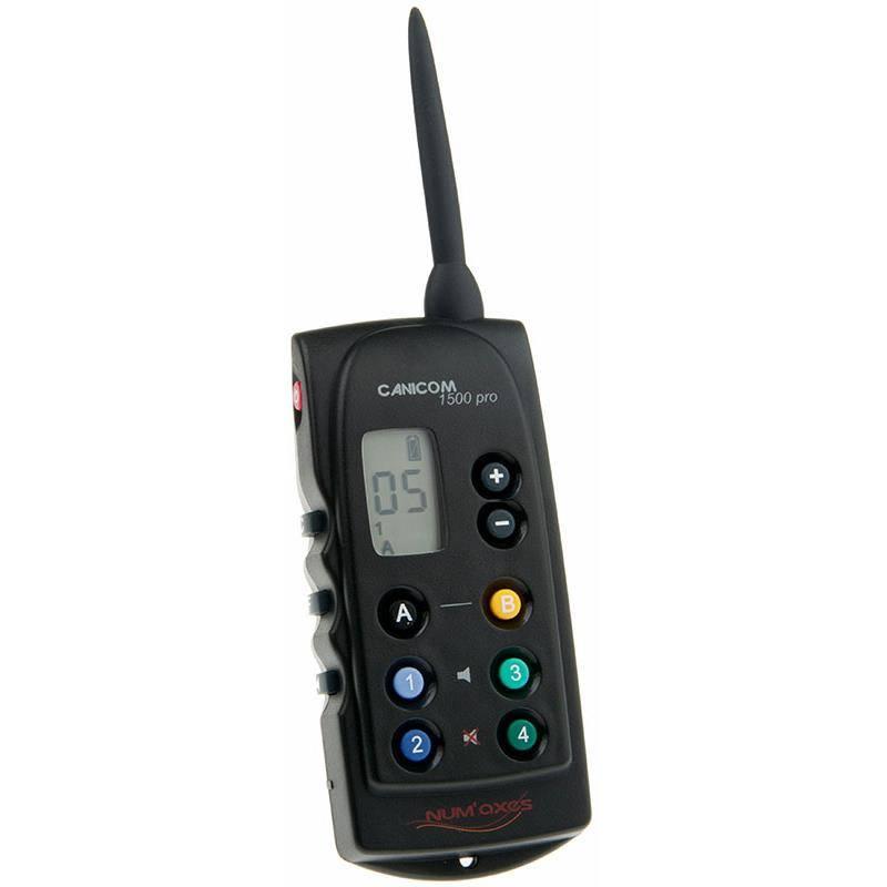 Telecommande Pour Collier Dressage Numaxes Canicom 1500 Pro