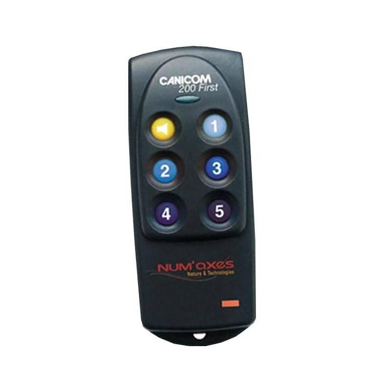 Telecommande Pour Collier Dressage Numaxes Canicom 200 First