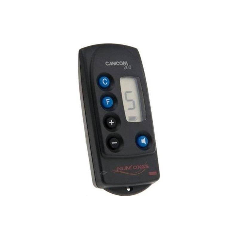 Telecommande Pour Collier Dressage Numaxes Canicom 200