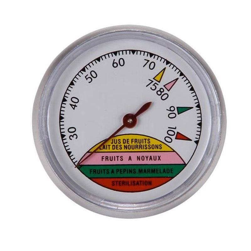 Thermometre Sterilisateur Tom Press A Cadran