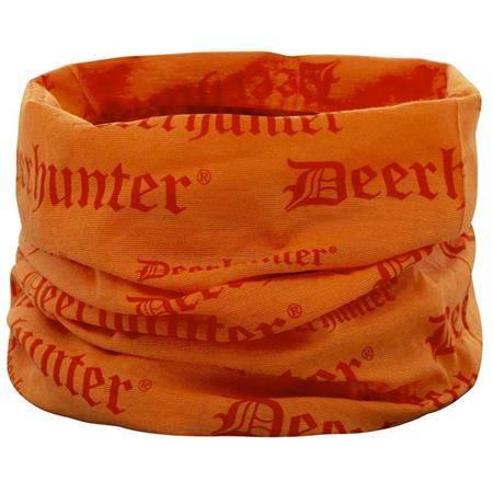 Tour De Cou Homme Deerhunter Logo Neck Tube - Orange