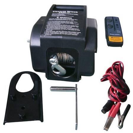 Treuil Electrique Roc Import 2