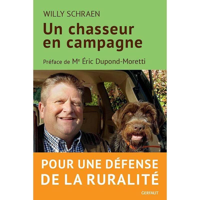 Un Chasseur En Campagne Pour Une Défense De La Ruralité