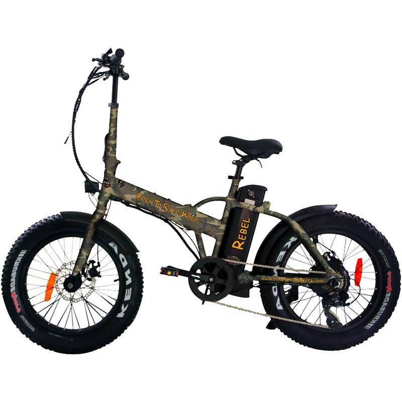 Vélo Électrique Stalker Mad Bike Rebel