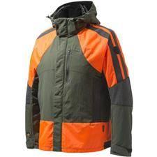 Veste de traque homme beretta thorn resistant gtx - vert/orange
