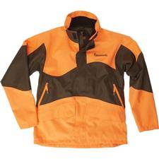 Veste de traque homme browning tracker one protect - orange