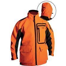 Veste de traque homme hart iron tech-j - orange