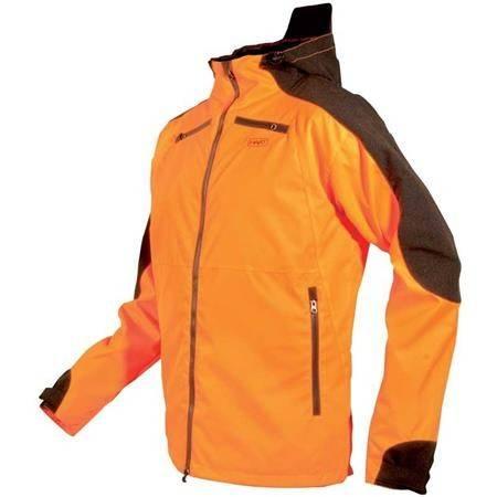Veste De Traque Homme Hart Iron Xtreme Light-J - Orange
