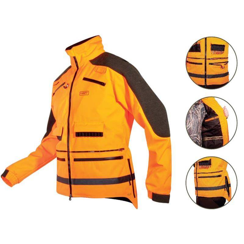 Veste De Traque Homme Hart Kernig-J - Orange