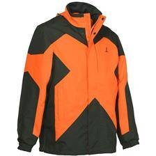 Veste de traque homme percussion predator r2 - orange