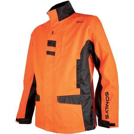 VESTE DE TRAQUE HOMME SOMLYS 427N RESIST - ORANGE