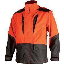Veste de traque homme somlys 453n - orange