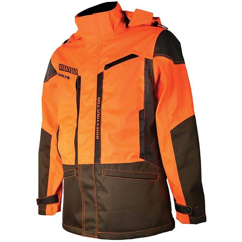 Veste De Traque Homme Somlys 454N - Orange