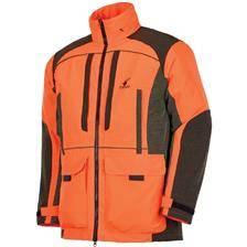 Veste de traque homme stagunt tracklight jkt - orange