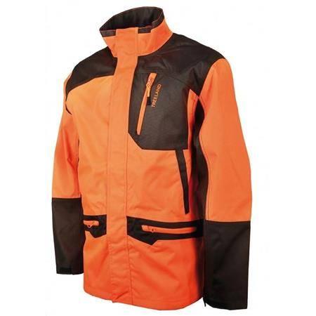Veste De Traque Homme Treeland T433 Resist - Orange