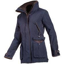 Veste femme baleno ascot - bleu