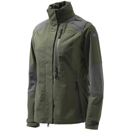 Veste Femme Beretta Extrelle Active Evo Jacket - Vert