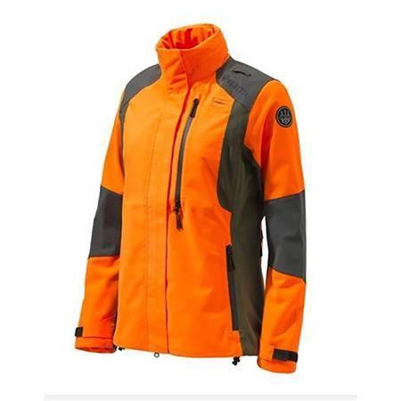 Veste Femme Beretta Extrelle Active Evo Jacket W - Orange