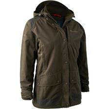 Veste femme deerhunter lady christine jacket - dark elm