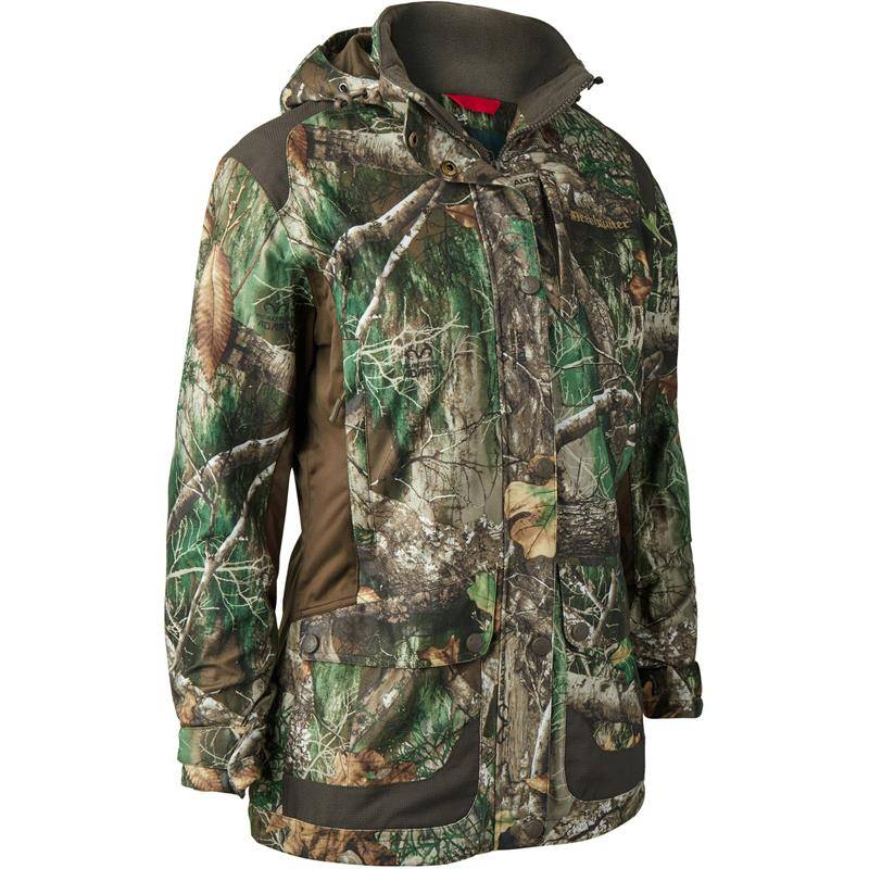 VESTE FEMME DEERHUNTER LADY CHRISTINE JACKET - REALTREE ADAPT CAMOUFLAGE