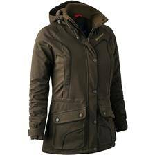 Veste femme deerhunter lady mary jacket - art green