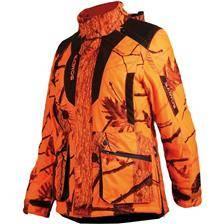 Veste femme somlys 471 lady - camou orange