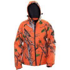 Veste femme sportchief dynamo - blaze orange