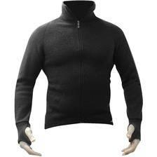 Veste homme armsco 400g merinos - noir