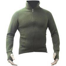 Veste homme armsco 600g merinos - vert