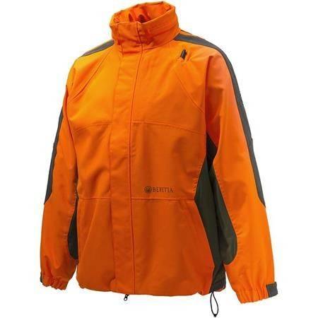 Veste Homme Beretta Active Hunt Evo Jacket - Vert/Orange