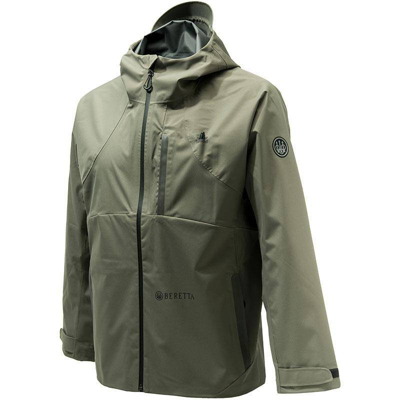 Veste Homme Beretta Active Wp Packable Jacket - Vert