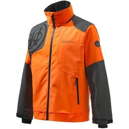 Veste Homme Beretta Alpine Active Jacket - Camou Orange
