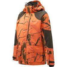 Veste homme beretta gascon jacket - camou orange