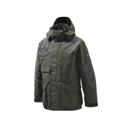 Veste Homme Beretta Insulated Static Evo Jacket - Vert