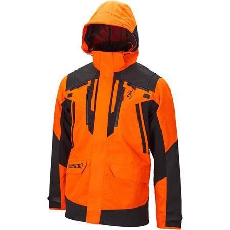 Veste Homme Browning Tracker Pro Air - Orange