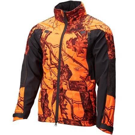 Veste Homme Browning Xpo Light - Camo Orange