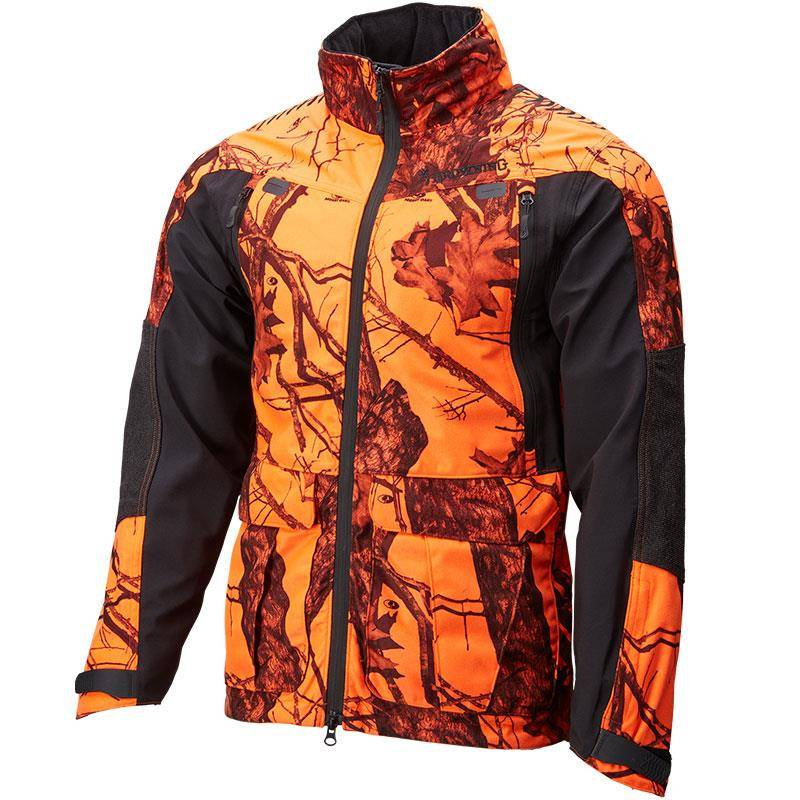 Veste Homme Browning Xpo Light - Camo Orange