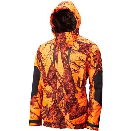 VESTE HOMME BROWNING XPO PRO RF - CAMO ORANGE