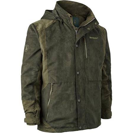VESTE HOMME DEERHUNTER AVAILABLE DEER JACKET - PEAT