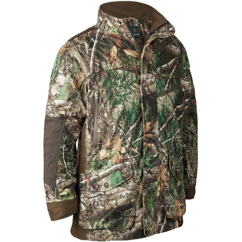 Veste Homme Deerhunter Cumberland Pro Jacket - Realtree Adapt Camouflage