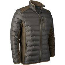 Veste homme deerhunter deer padded jacket - peat