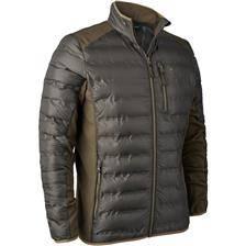 Veste homme deerhunter deer padded jacket - peat
