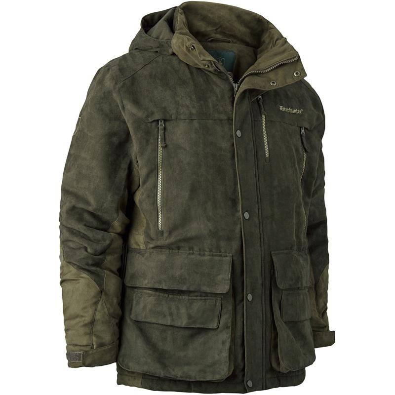 Veste Homme Deerhunter Deer Winter Jacket - Peat