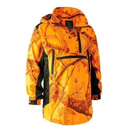 Veste Homme Deerhunter Explore Smock - Orange Camo