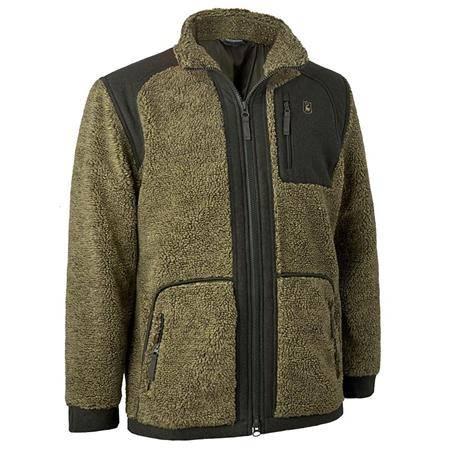 Veste Homme Deerhunter Germania Fiber-Wool - Cypress