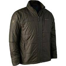 Veste homme deerhunter heat jacket chauffante - deep green